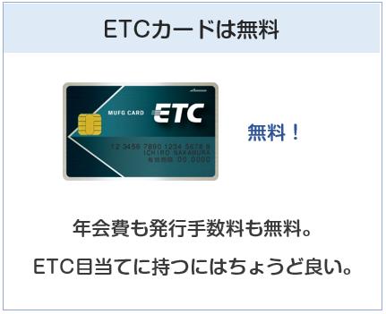 シェルPontaクレジットカードはETCカードも無料