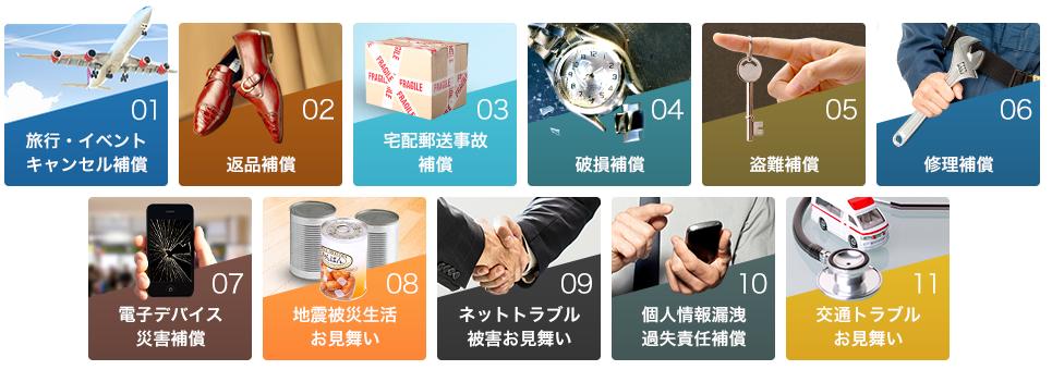 Yahoo!Japanカードプラチナ保障