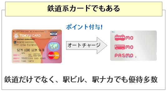 百貨店カードの主な特典3