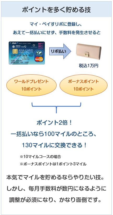 ANA東急カードでポイント還元を2倍にする技